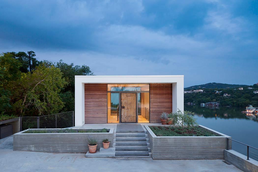 65 imagenes de fachadas de casas modernas minimalistas y for Fachadas frontales de casas
