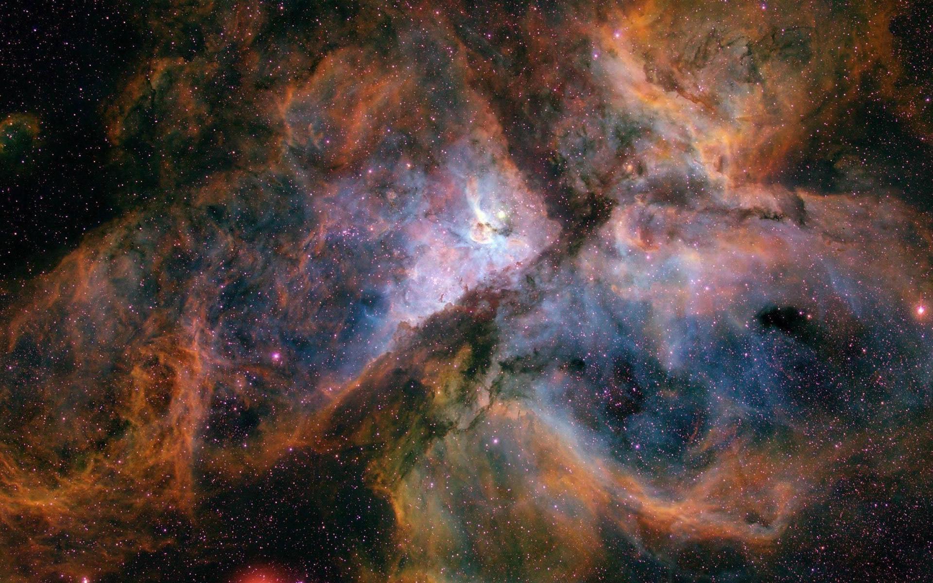 nebula wallpaper iphone