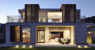 Casas bonitas y fachadas de casas en im genes y fotos hd for Fachadas minimalistas de casas pequenas