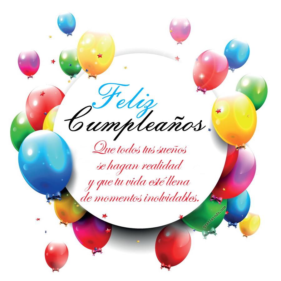 Frases De Cumpleaños En Imágenes Bonitas Listas Para Dedicar