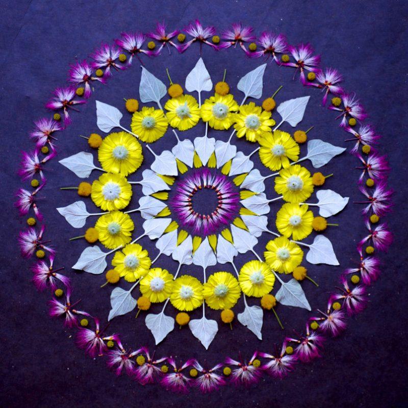Imágenes con Mandalas de colores