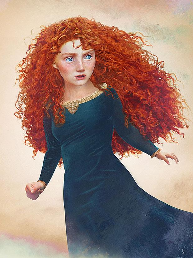 Merida, Brave