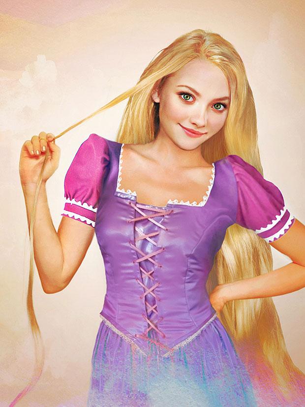 Rapunzel, película de Enredados