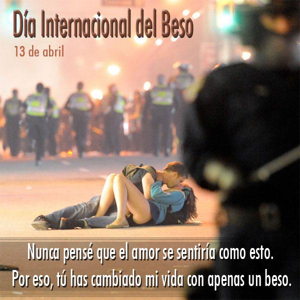 Im U00e1genes Del D U00eda Internacional Del Beso Feliz D U00eda Del Beso