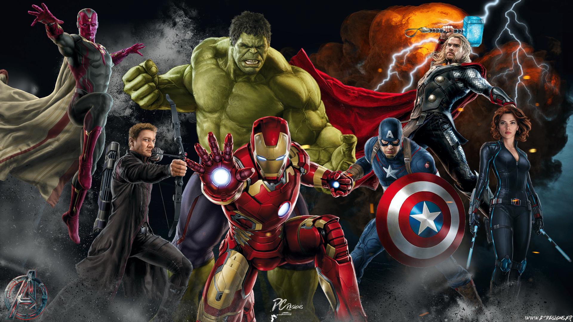 Los Vengadores, Fondos De Pantalla, The Avengers Wallpapers