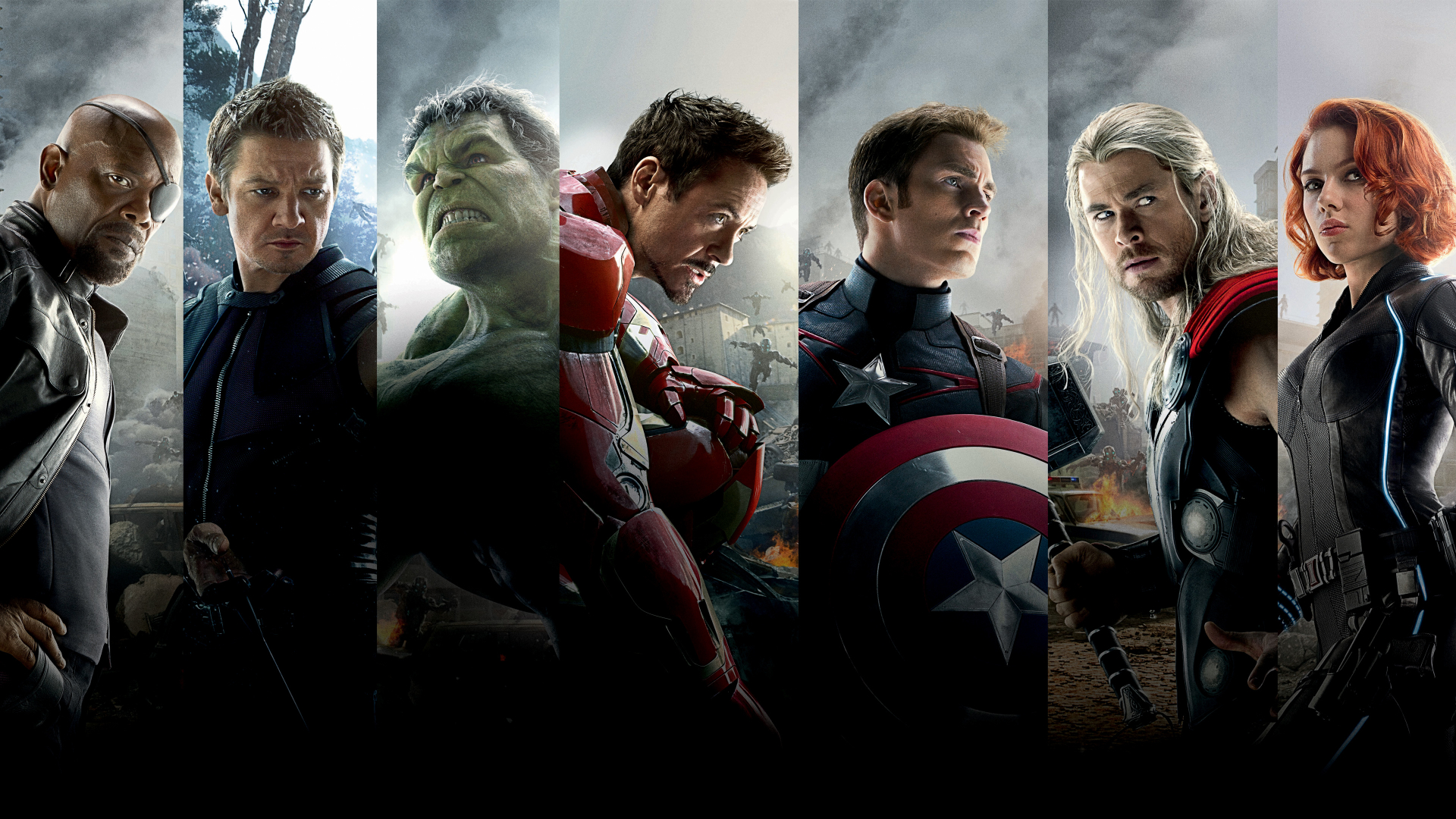 The Avengers Rooleissa