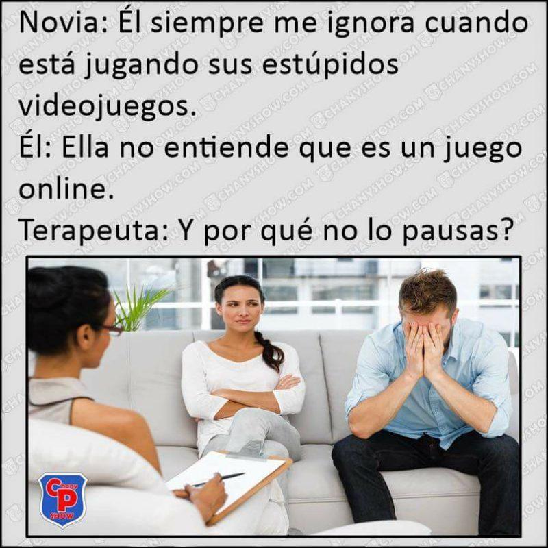 Memes de Videojuegos