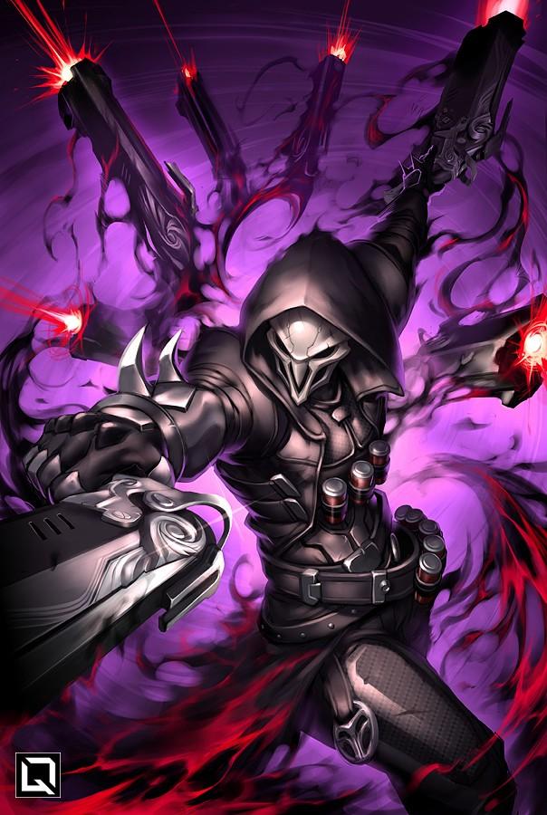 Reaper, Overwatch