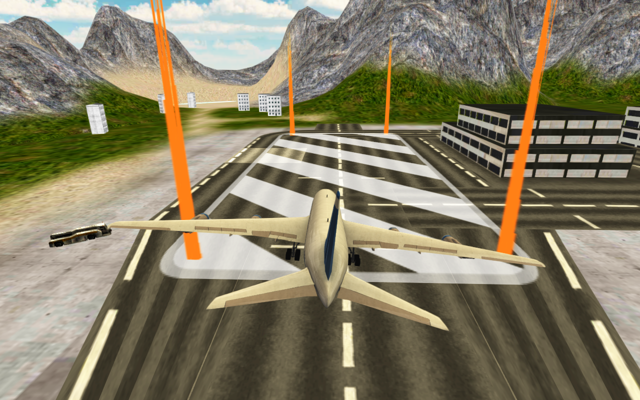 simulador de vuelo para android gratis