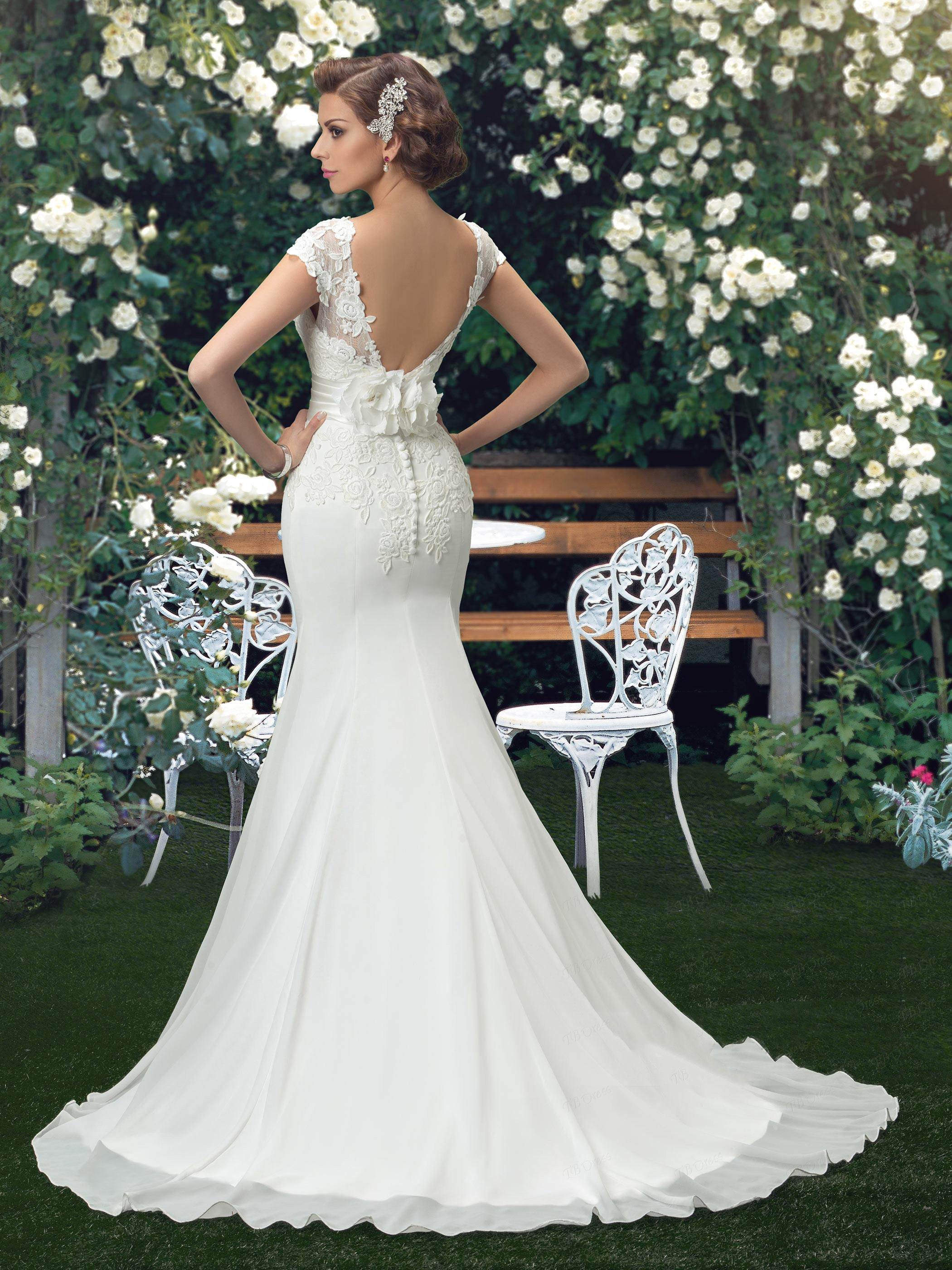 33 Imágenes de Vestidos de Novia bonitos e impresionantes