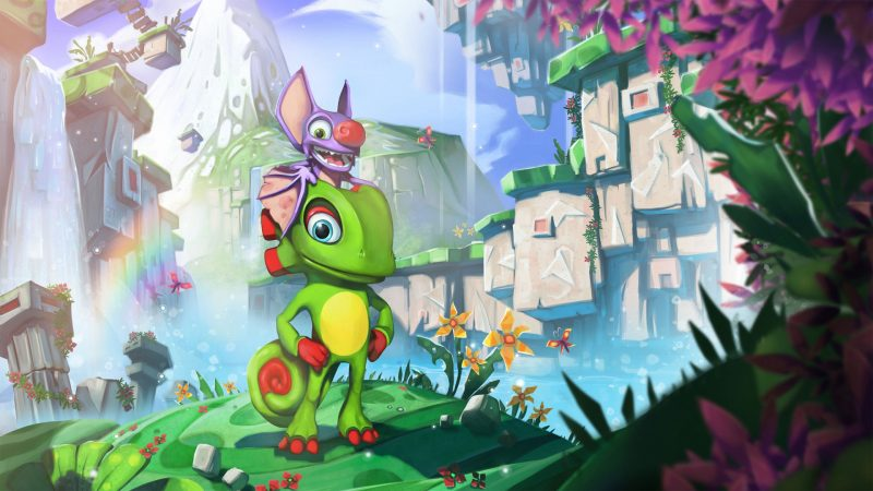 Yooka Laylee Wallpapers