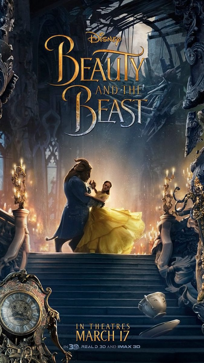 beauty and the beast 2017 wallpapers mobile