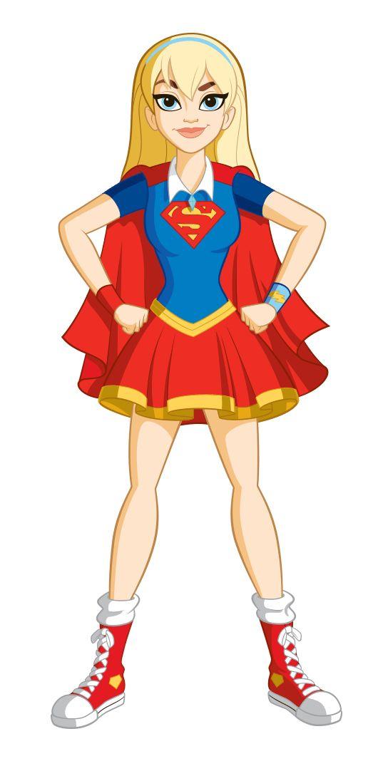 Imágenes de Supergirl DC Super Hero Girls