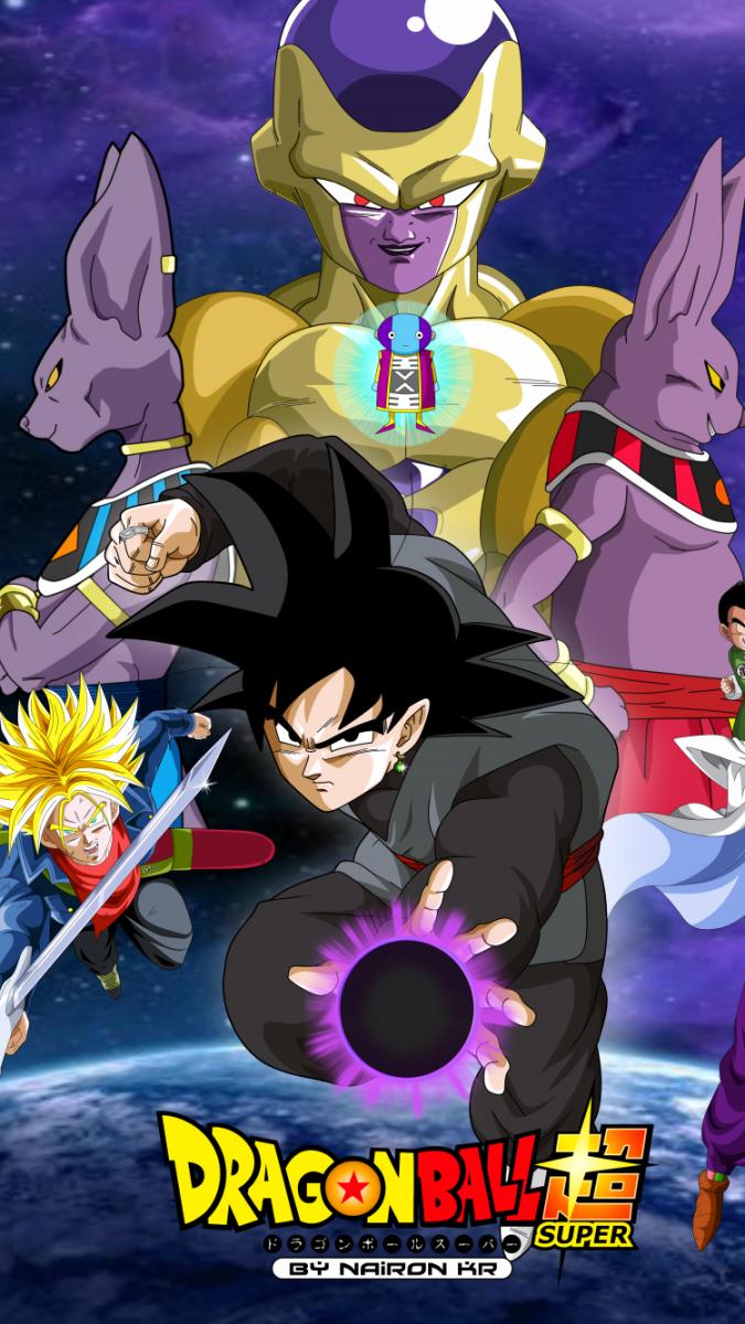Fondos de Dragon Ball Super para iPhone y Android, Dragon Ball Super Wallpapers
