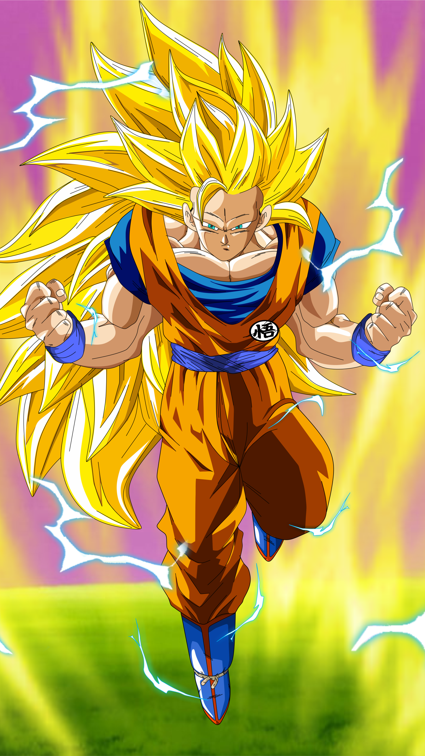 Fondos de dragon ball super para iphone y android dragon for Wallpapers para android