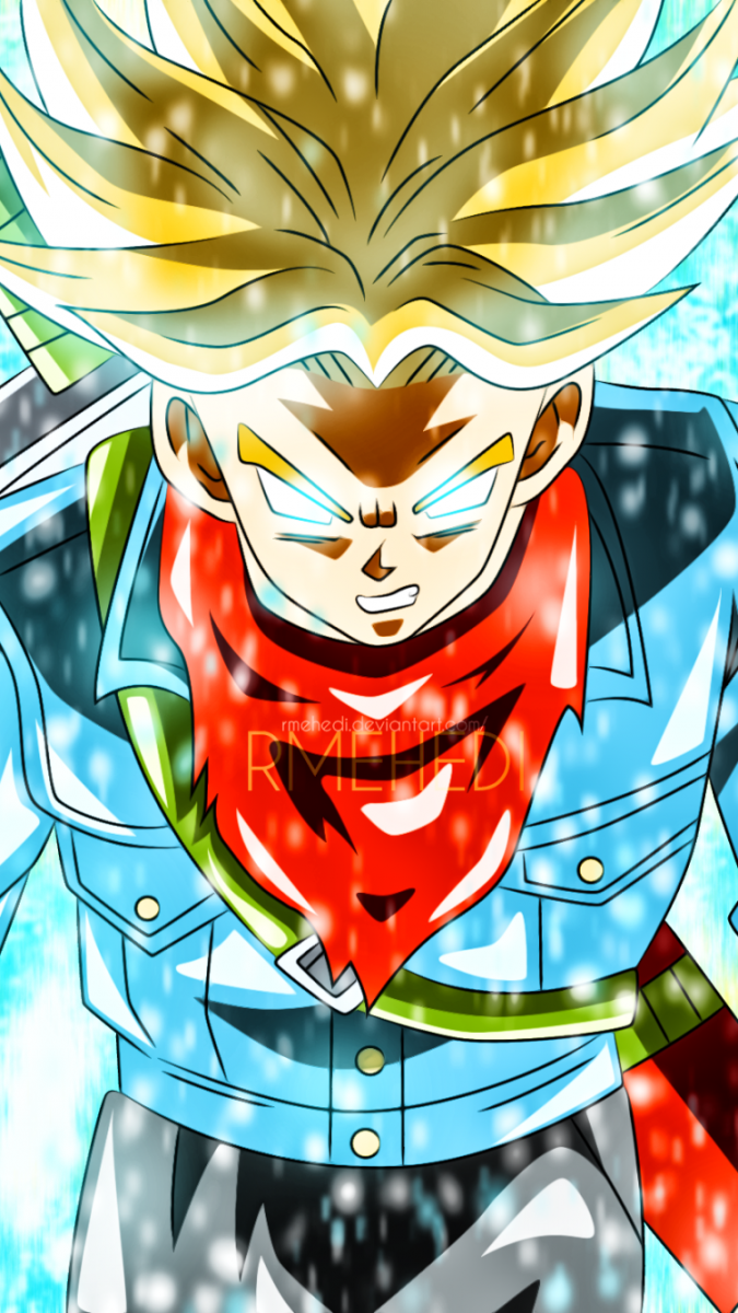 Fondos de dragon ball super para iphone y android dragon for Fondos celular android