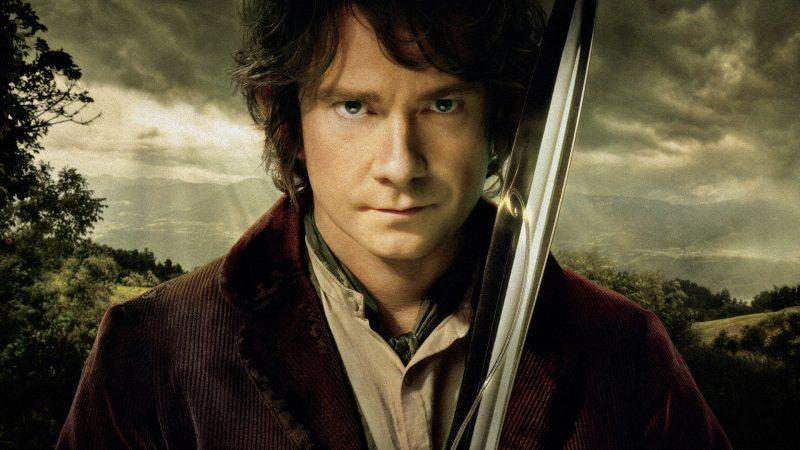 Bilbo Bolsón Wallpaper