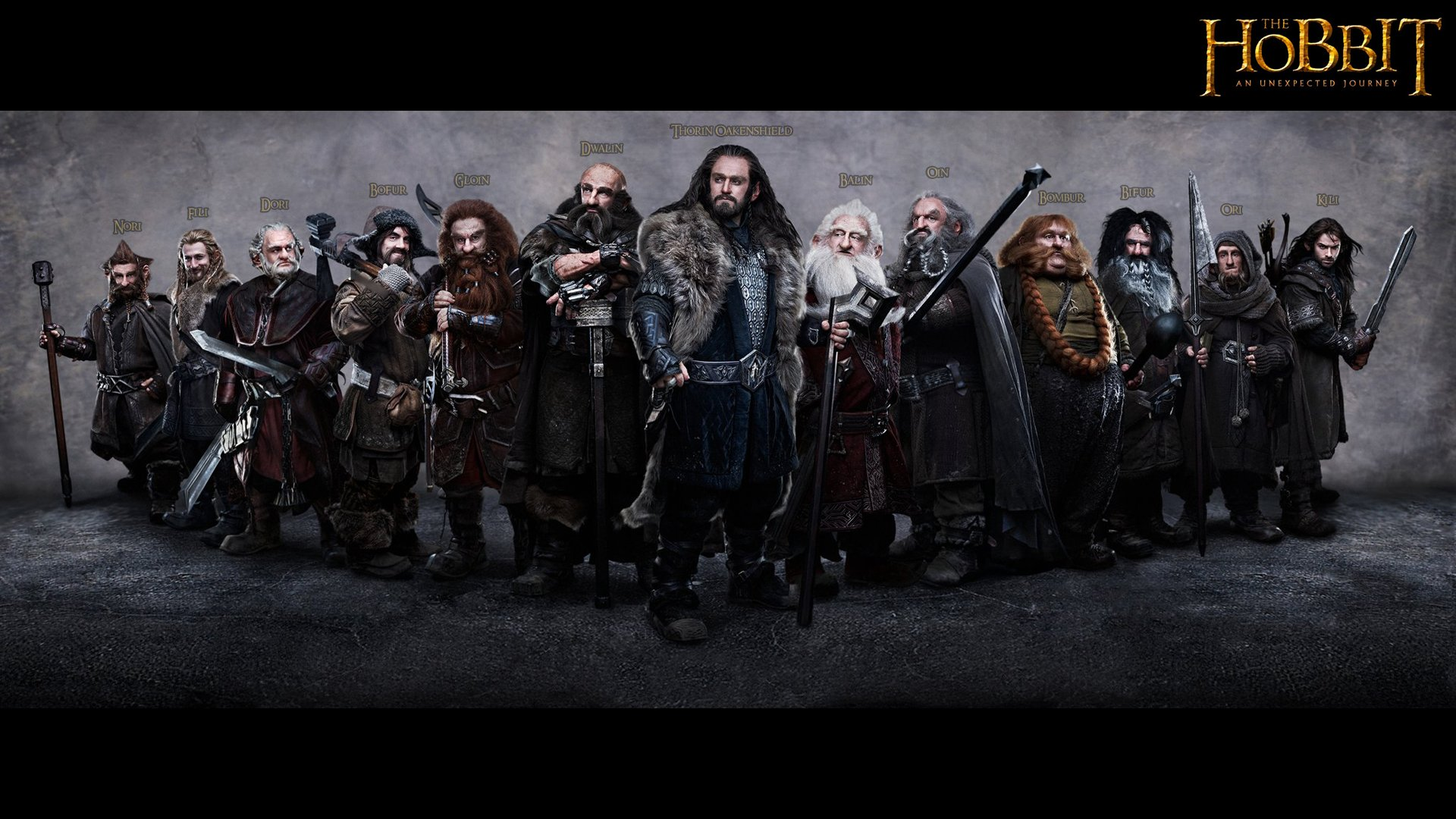 fondos de pantalla de el hobbit un viaje inesperado