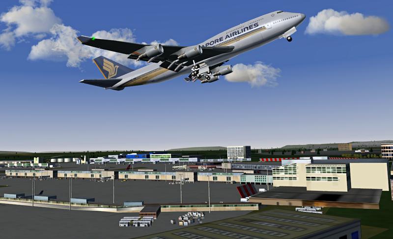 FlightGear Simulador de Vuelo Gratuito