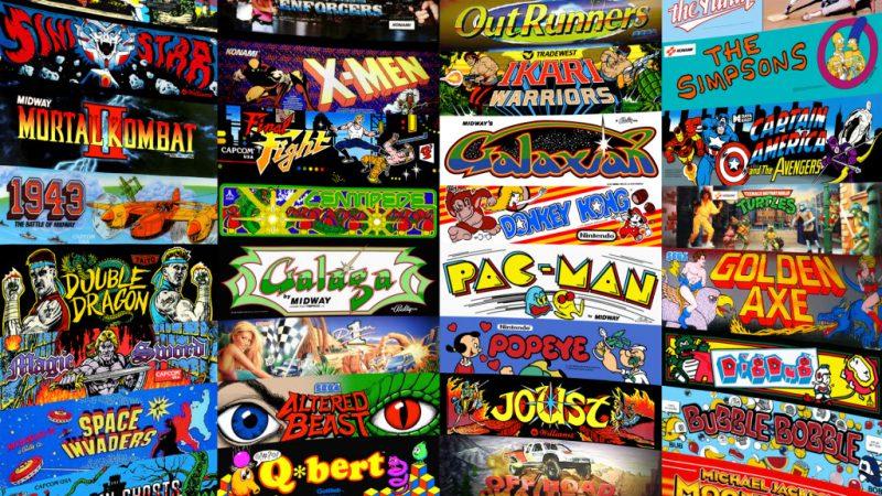 MAME, Emulador de juegos Arcade