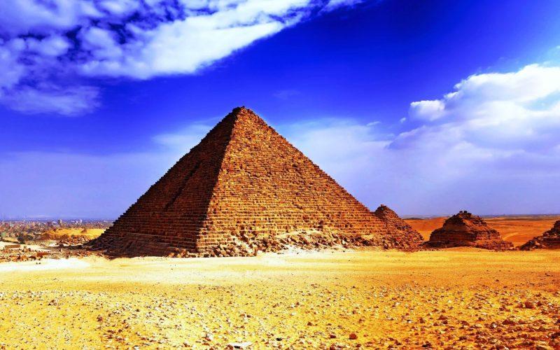Fondos de Las Pirámides de Egipto, Wallpapers