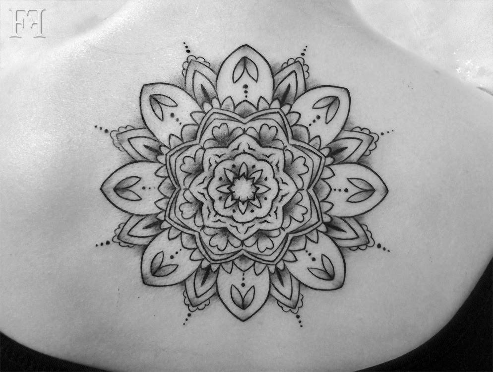 19 Tatuajes De Mandalas Para Mujeres Y Hombres