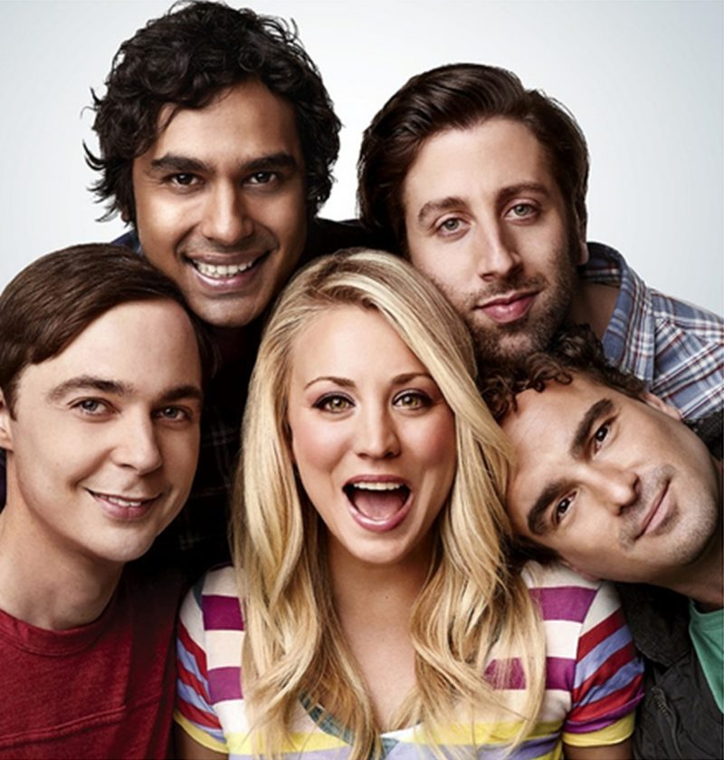 Personajes The Big Bang Theory