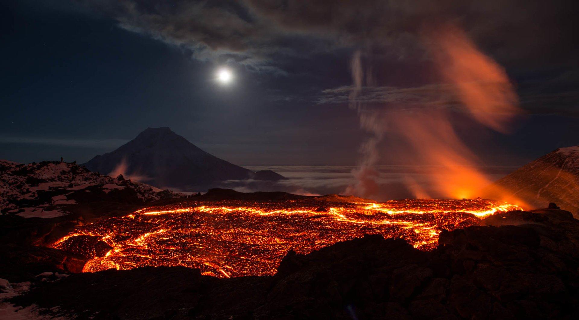 Volcano Wallpapers Hd: Fondos De Pantalla De Volcanes, Wallpapers HD