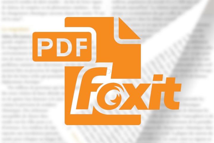 Foxid Reader PDF
