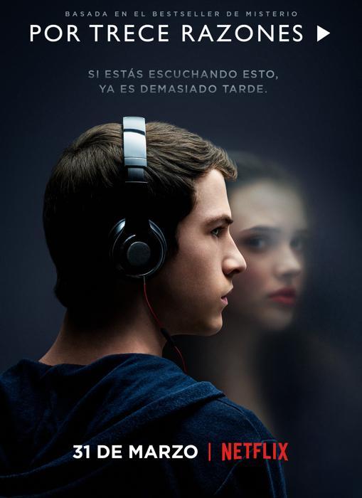 Serie Por Trece Razones Netflix