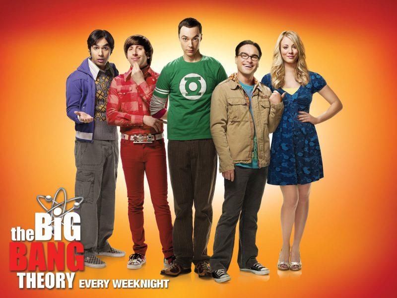 Big Bang Theory Verdienst