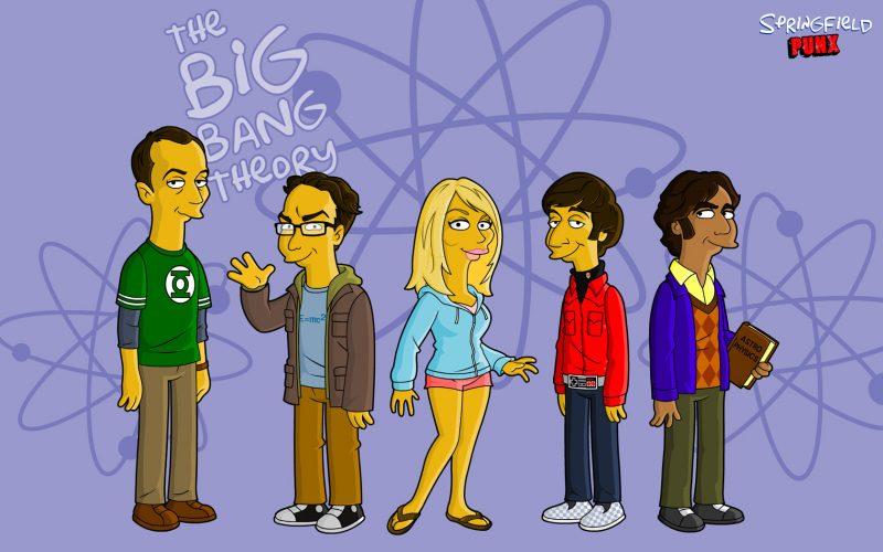 fondos de pantalla de la serie the big bang theory  wallpapers