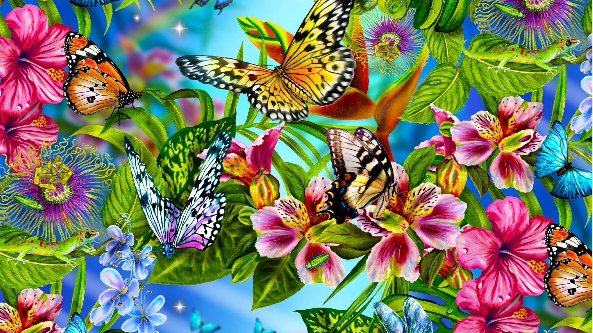 Resultado de imagen para wallpapers mariposas