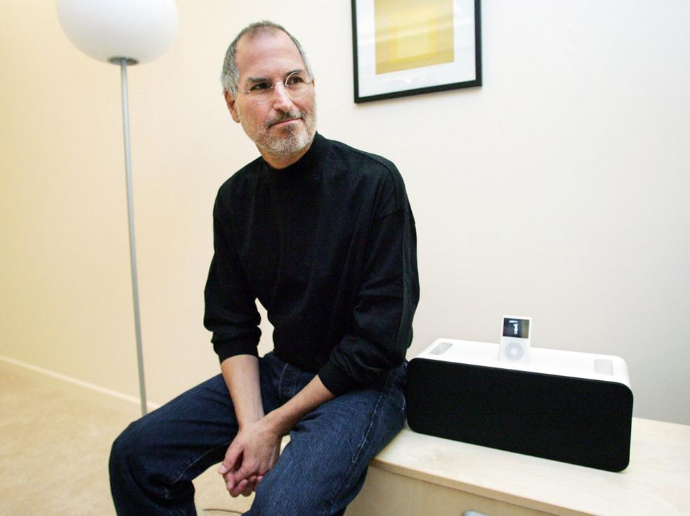 Las Mejores 26 Fotos De Steve Jobs