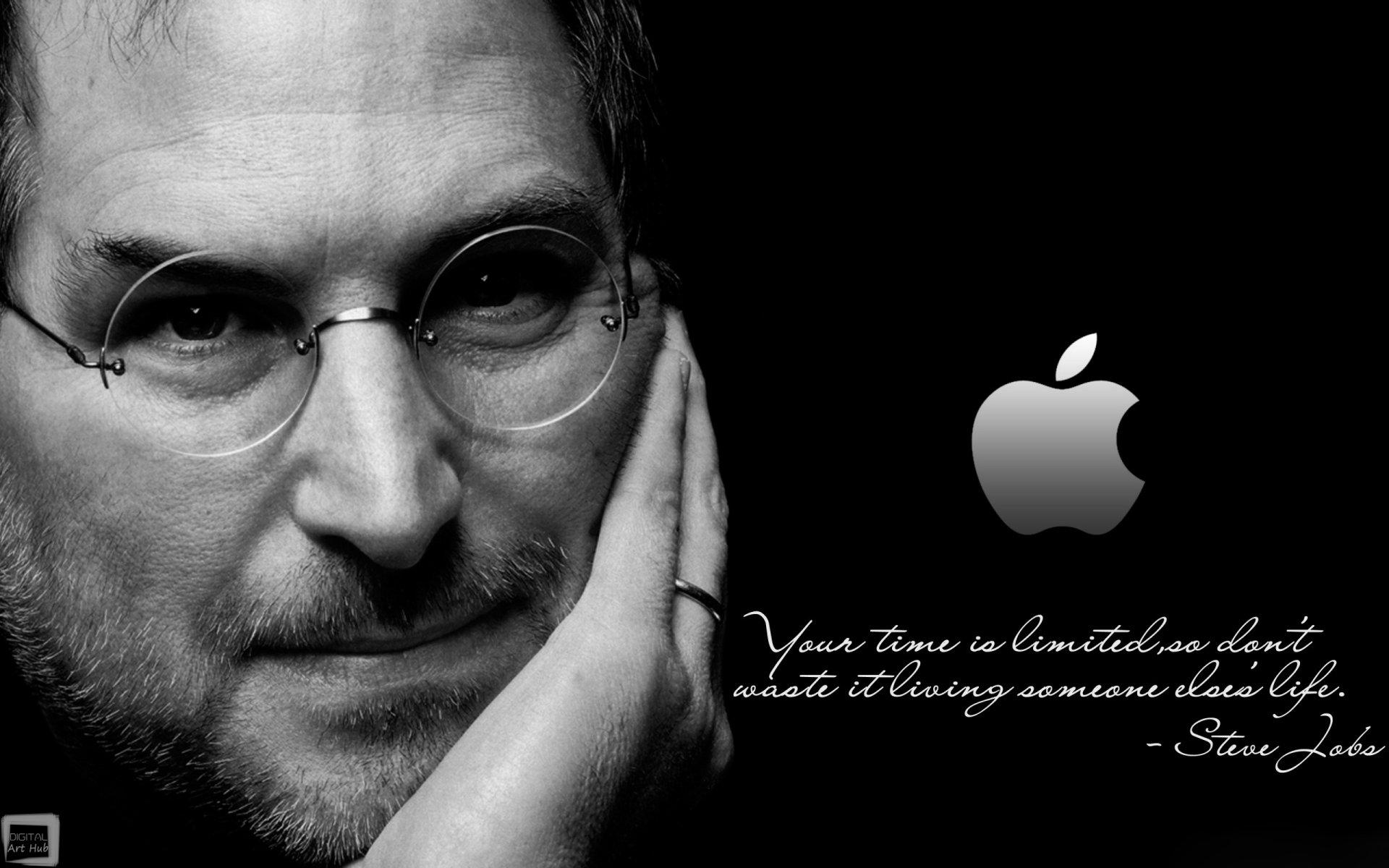 Steve Jobs Fondos De Pantalla De Steve Jobs Wallpapers Hd