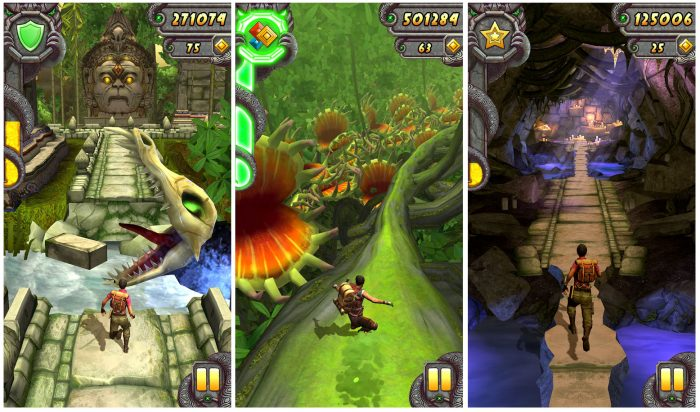 TEMPLE RUN 2 GRATIS