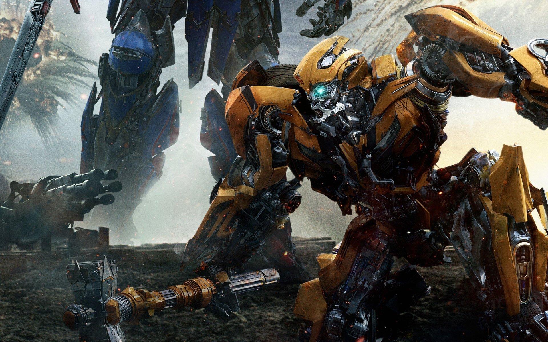 Fondos de Transformers 5 El Ultimo Caballero, The Last Knight Wallpapers