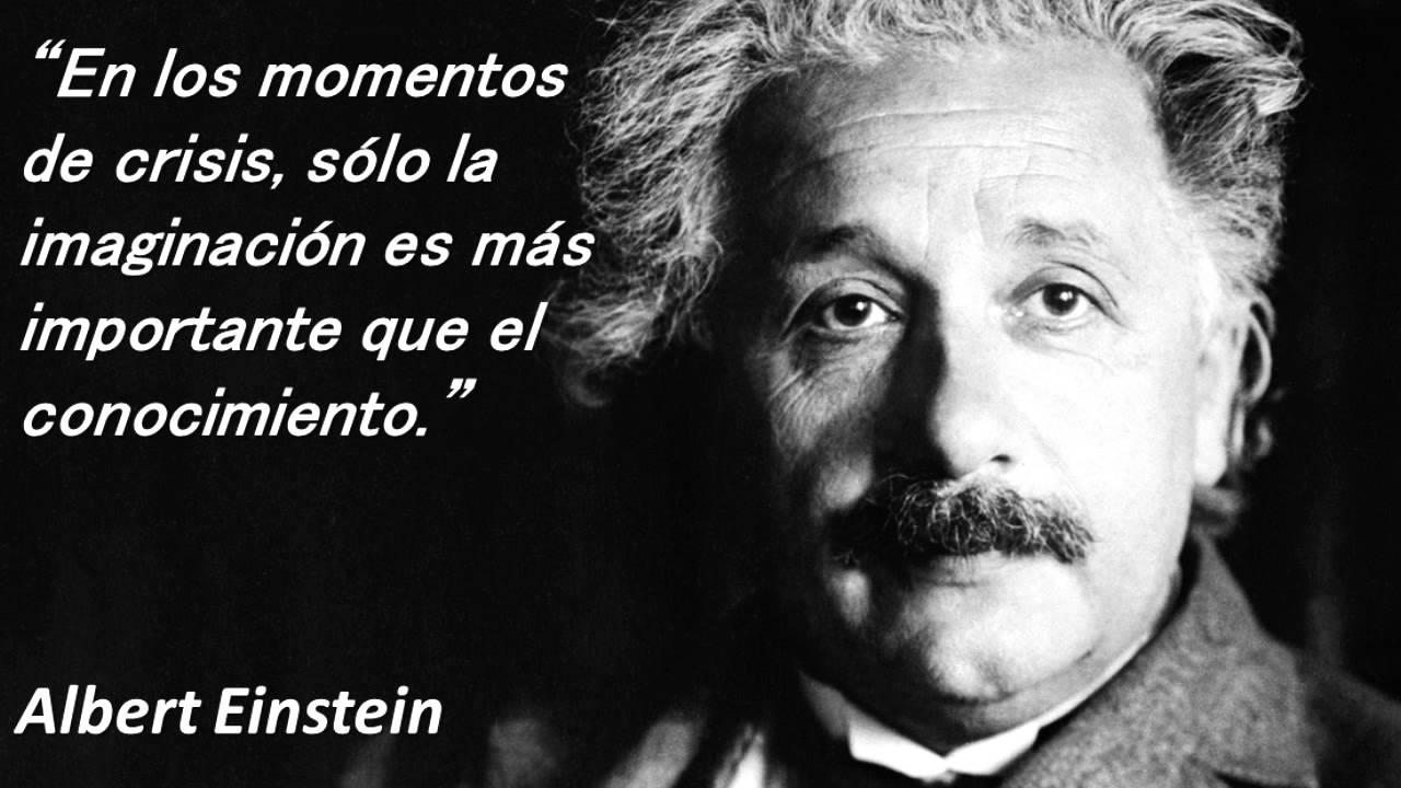 Imagenes Con Frases Celebres De Albert Einstein