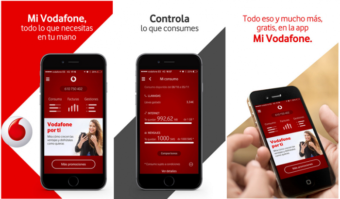 App Mi Vodafone Gratis