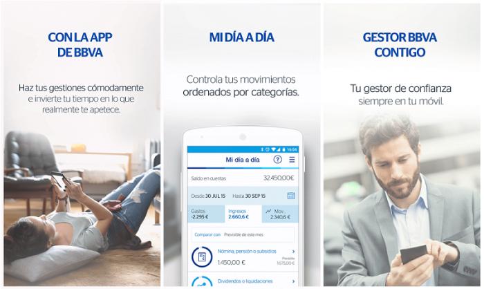 App de BBVA Gratis para móviles Android e iPhone