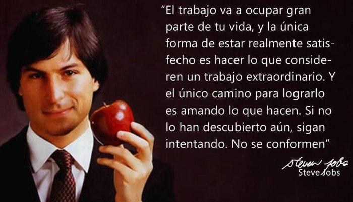 Frases celebres de Steve Jobs