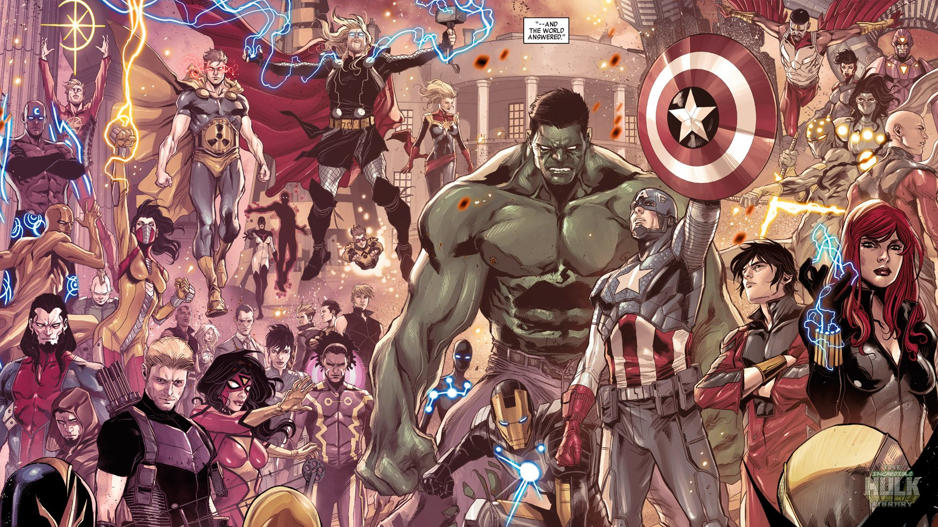 Fondos De Pantalla De Marvel Comics Wallpapers Hd Gratis