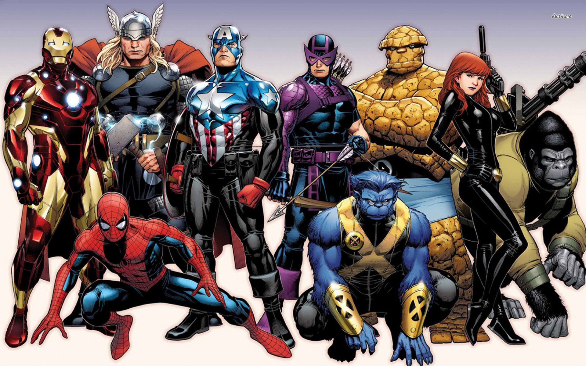 Marvel Malvorlagen Marvel Superhero The Marvel Super: Fondos De Pantalla De Marvel Comics, Wallpapers HD Gratis