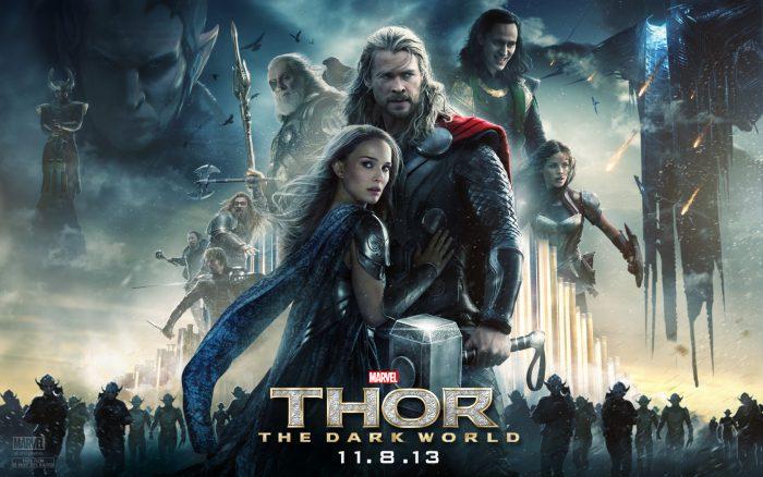 Fondos de pantalla de Thor 2 El Mundo Oscuro