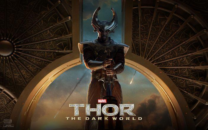 Heimdal Hd Wallpaper: Thor 2, Fondos De Thor El Mundo Oscuro, Wallpapers HD Gratis