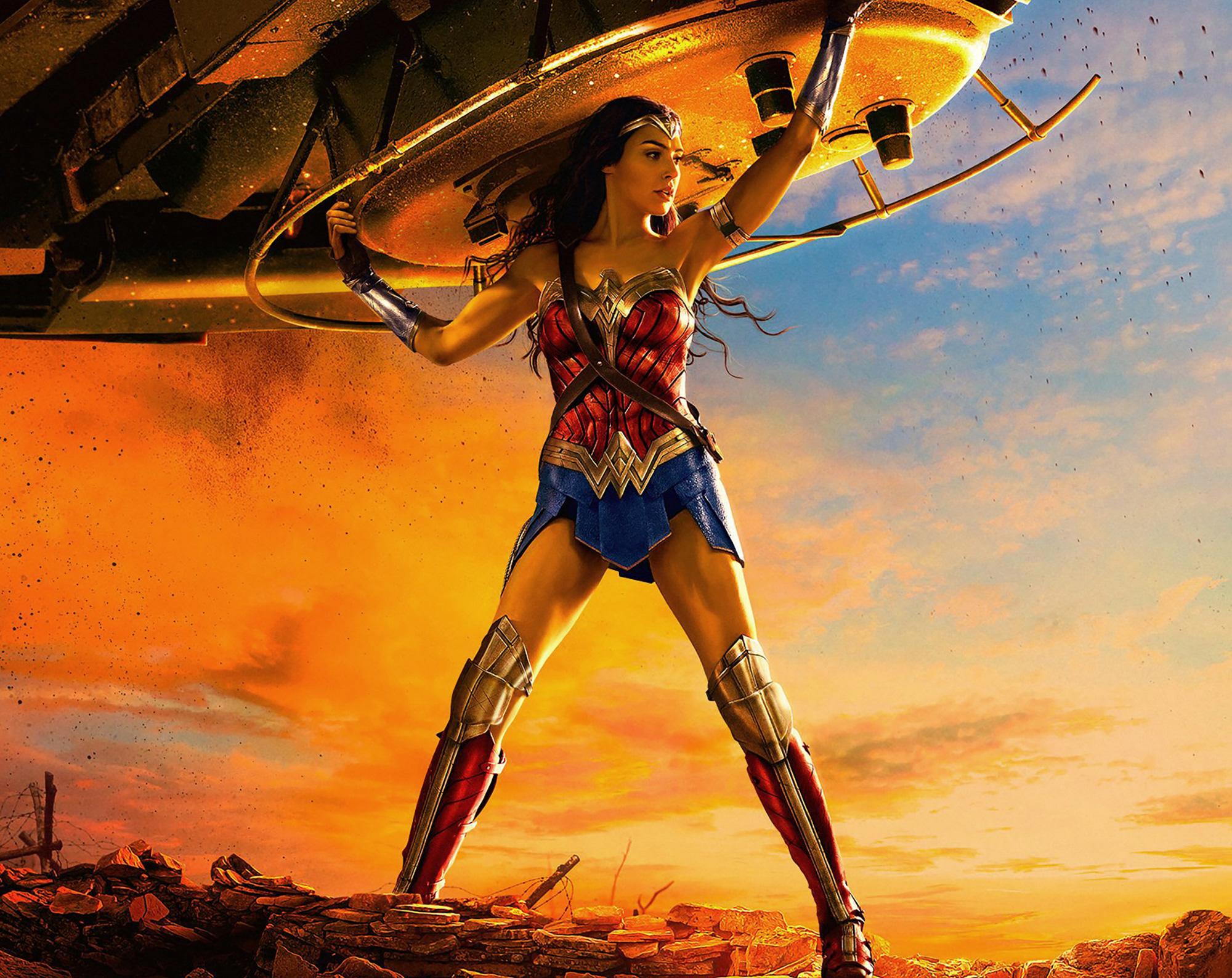 Wonder Woman Movie 2017 Hd Wallpapers: Fondos Wonder Woman, Wallpapers La Mujer Maravilla 2017