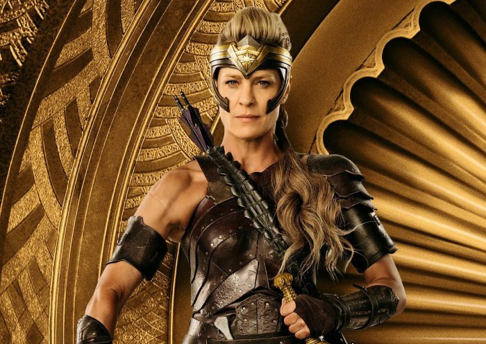 General Antiope Robin Wright Wonder Woman