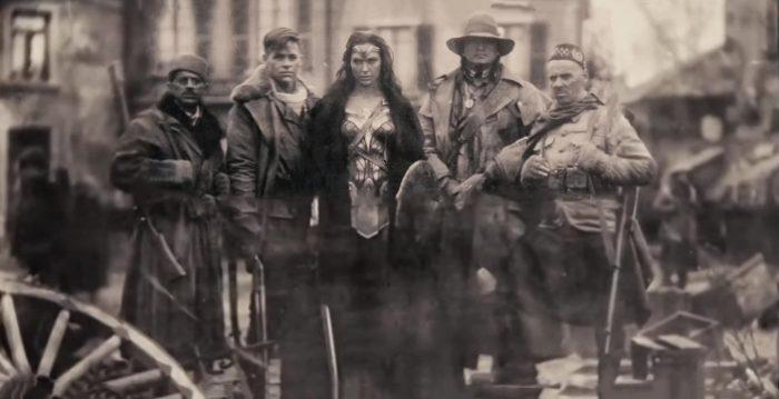 Pelicula Wonder Woman 2017
