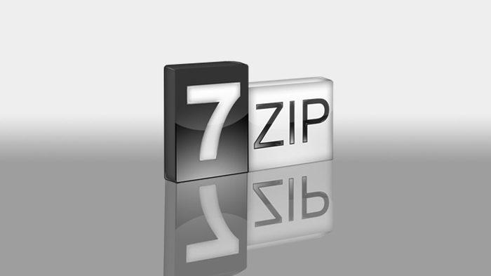 7-ZIP Programa Compresor