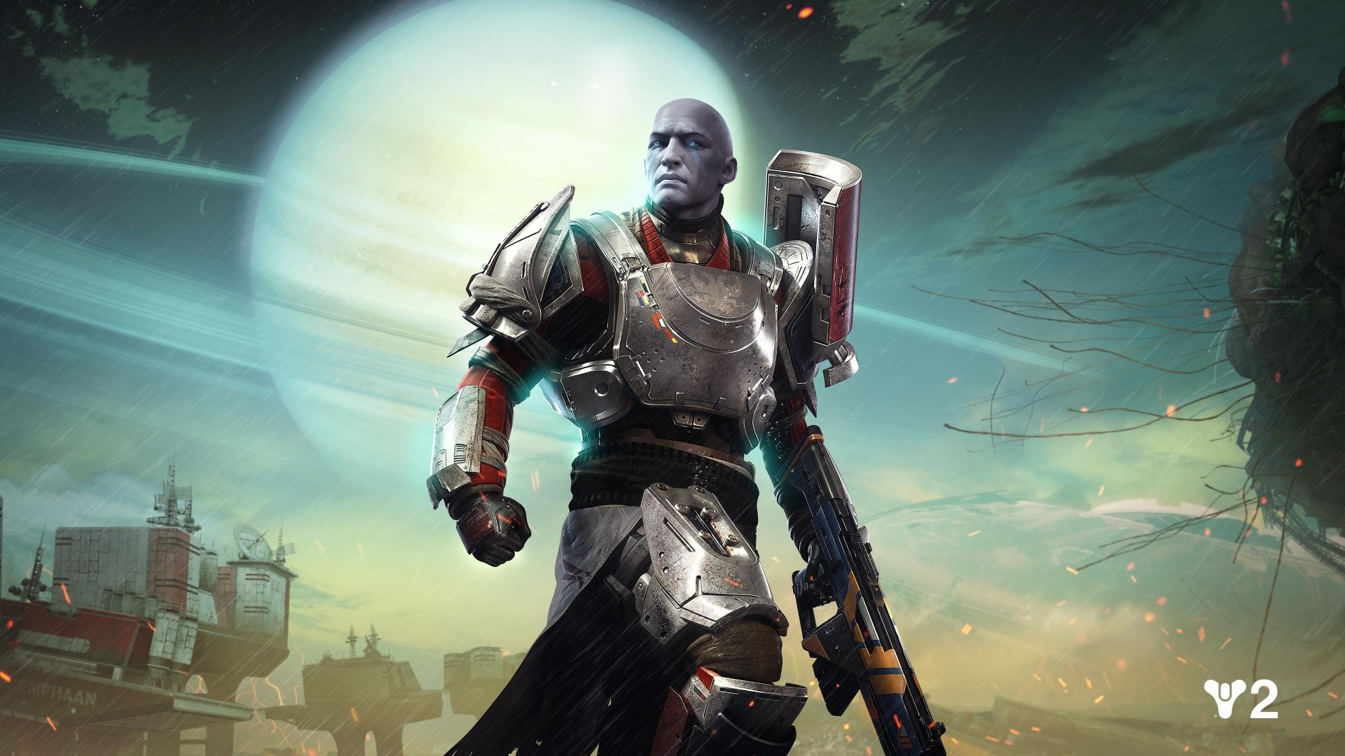 Fondos de pantalla de Destiny 2, Wallpapers HD